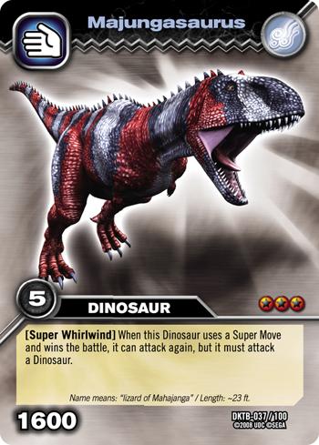 Images Of Dinosaur King Allosaurus Card Spacehero
