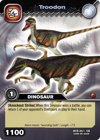 Afrovenator Card Dkcg 073 Source Dinosaur King Wikia Dinosaurking